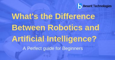 What's the Difference Between Robotics and Artificial Intelligence