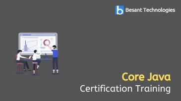 Core Java Training in OMR