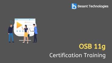 OSB 11g Training in OMR