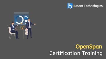OpenSpan Training in OMR