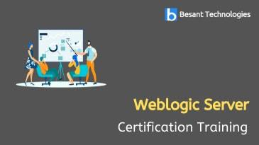 Weblogic Server Training in OMR