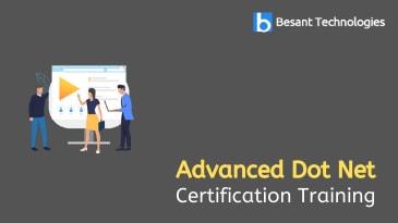 Advanced Dot Net Training in Chennai