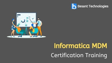 Informatica MDM Training in Sholinganallur