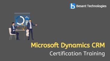 Microsoft Dynamics CRM Training in Chennai