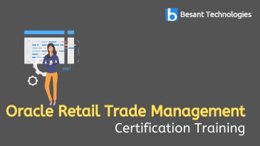 Oracle Retail Trade Management Training in Chennai