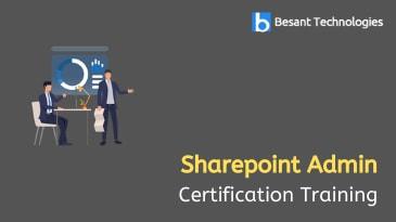 Sharepoint Admin Training in Chennai