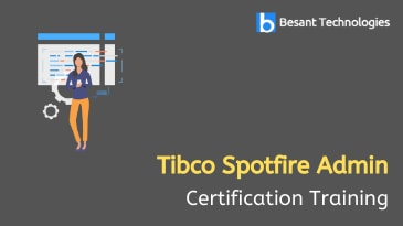 Tibco Spotfire Admin Training in Sholinganallur