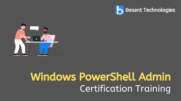 Windows PowerShell Admin Training in Chennai